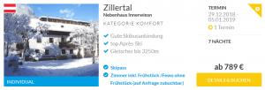 Skiurlaub Zillertal