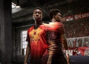 Adidas und EA SPORTS Trikot