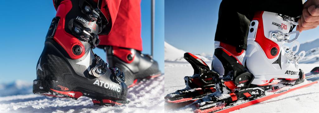 Atomic Alpin Skischuhe